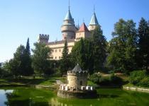 3 denní dovolená pro dva - Slovensko - Bojnice již od 2 190 Kč