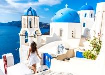 6-8 denní dovolená: Řecko - Santorini s odletem z Prahy již od 10 960 Kč