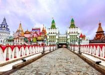 6 denní dovolená - Rusko - Moskva s odletem z Prahy již od 9 960 Kč