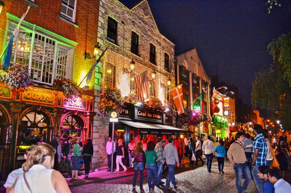 Dovolená na 12 dní v Dublinu již od 12 279 Kč s odletem z Prahy