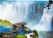 Brazílie: levné letenky - Iguaçu Falls s odletem z Prahy již od 12 153 Kč