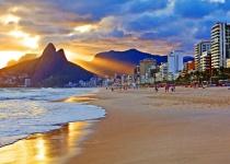 Brazílie: levné letenky - Rio de Janeiro s odletem z Prahy již od 13 290 Kč