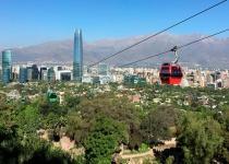 Chile: levné letenky - Santiago de Chile s odletem z Milána, Benátek nebo Říma již od 12 765 Kč