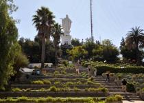 Chile: levné letenky - Santiago de Chile s odletem z Milána nebo Říma již od 11 757 Kč