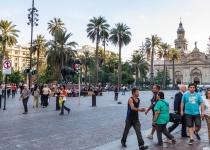 Chile: levné letenky - Santiago de Chile s odletem z Milána od 11 337 Kč