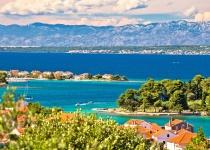 Chorvatsko: levné letenky - Zadar s odletem z Vídně již od 3 489 Kč