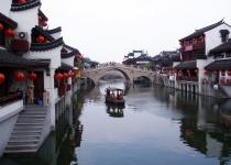 Čína: levné letenk y - Šanghaj s odletem z Vídně již od 10 459 Kč