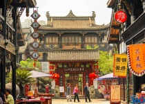 Čína: levné letenky Chengdu, Lhasa, Guiling nebo Kunming s odletem z Prahy od 13 324 Kč