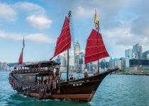 Čína: levné letenky - Hongkong s odletem z Vídně již od 9 999 Kč