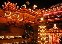 Čína: levné letenky - Peking nebo Šanghaj s odletem z Prahy od 10 390 včetně Vánoc a Silvestra
