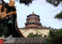Čína: levné letenky - Peking  s odletem z Prahy od 10 990 Kč vč. Vánoc a Silvestra