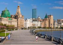 Čína: levné letenky - Šanghaj s odletem z Prahy již od 12 990 Kč