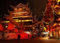 Čína: levné letenky - Šanghaj s odletem z Prahy od 11 133 Kč včetně Vánoc a Silvestra
