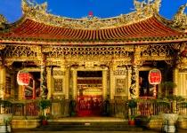 Čína: levné letenky - Taiwan - Taipei s odletem z Mnichova již od 9 999 Kč