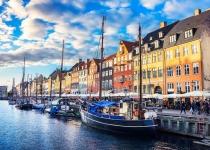 Dánsko: levné letenky - Kodaň s odletem z Prahy od 1 990 Kč vč. Vánoc a Silvestra