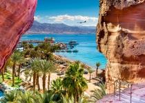 Dovolená v izraelském Eilatu u Rudého moře s ubytováním ve 4* hotelu se snídaní ža 6690 Kč z Prahy Bratislavy nebo Vídně