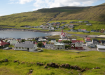 Faerské ostrovy: levné letenky - Vagar s odletem z Berlína již od 5 941 Kč