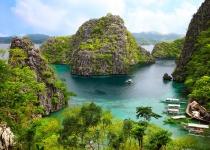 Filipíny: levné letenky: Manila s odletem z Frankfurtu již od 11 702 Kč