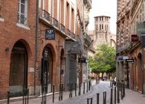 Francie: levné letenky - Toulouse s odletem z Prahy již od 1 413 Kč