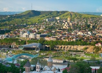 Gruzie: levné letenky do Tbilisi s odletem z Prahy již od 3 990 Kč
