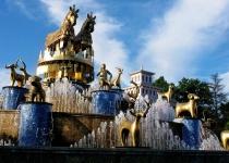 Gruzie: levné letenky - Kutaisi s odletem z Berlína od 560 Kč