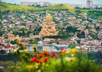 Gruzie: levné letenky - Tbilisi s odletem z Prahy od 5 390 Kč
