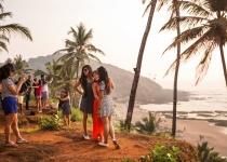 Indie: levné letenky - Goa od 10 838 Kč s odletem z Vídně