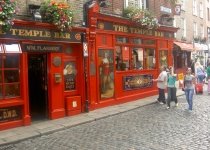 Irsko: levné letenky - Dublin s odletem z Prahy již od 1 793 Kč
