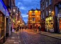 Irsko: levné letenky - Dublin s odletem z Prahy již od 2 027 Kč