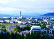 Island: levné letenky - Reykjavik s odletem z Prahy od  3 053 Kč