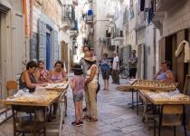 Itálie: levné letenky - Bari, Neapol, Treviso, Miláno s odletem z Prahy již od 1 578 Kč