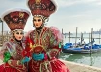 Itálie: levné letenky - Benátky KARNEVAL s odletem z Prahy již od 752 Kč