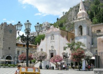 Itálie: levné letenky - Catania s odletem z Brna již od 5 442 Kč