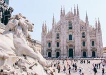 Itálie: levné letenky - Miláno s odletem z Brna, Ostravy nebo Prahy již od 660 Kč