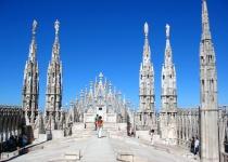 Itálie: levné letenky - Miláno s odletem z Prahy, Bratislavy nebo Ostravy již od 877 Kč