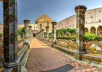 Itálie: levné letenky - Neapol již od 1 636 Kč s odletem z Prahy