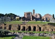Itálie: levné letenky - Řím s odletem z Prahy nebo Vídně již od 1 021 Kč