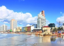 Izrael: levné letenky - Tel Aviv s odletem z Wroclawi již od 1 290 Kč vč. Vánoc