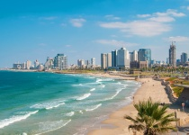 Izrael: levné letenky - Tel Aviv s odletem z Wroclawi již od 1 990 Kč vč. letních prázdnin, Vánoc a Silvestra
