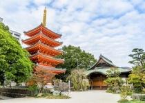 Japonsko: levné letenky - Fukuoka s odletem z Budapešti již od 11 132 Kč