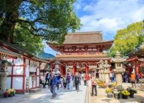 Japonsko: levné letenky - Fukuoka s odletem z Prahy již od 9 278 Kč