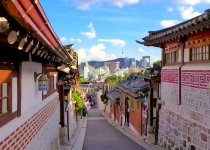 Jižní Korea: levné letenky - Seoul s odletem z Londýna již od 12 946 Kč