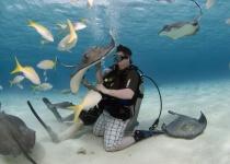 Kajmanské ostrovy: levné letenky - Grand Cayman s odletem z Prahy od 13 990 Kč