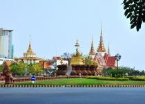 Kambodža: levné letenky do Phnom Penh s odletem z Prahy od 13 000 Kč