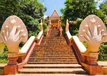 Kambodža: levné letenky - Phnom Penh s odletem z Amsterdamu již od 10 190 Kč