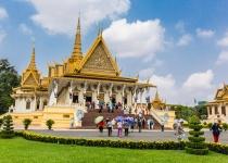 Kambodža: levné letenky - Phnom Penh s odletem z Amsterdamu již od 12 096 Kč