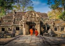 Kambodža: levné letenky - Phnom Penh s odletem z Prahy již od 12 730 Kč