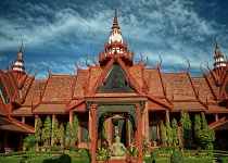 Kambodža: levné letenky - Phnom Penh s odletem z Prahy již od 17 959 Kč včl. letních prázdnin