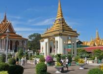 Kambodža: levné letenky - Phnom Penh s odletem z Prahy již od 9 526 Kč