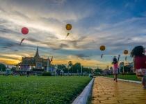 Kambodža: levné letenky - Phnom Penh s odletem z Prahy nebo Budapešti již od 12 818 Kč (letní prázdniny a Vánoce)